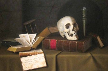 החיים על המתים