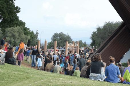 פסטיבל שייח אבריק, פסטיבל לתרבות אזרחית