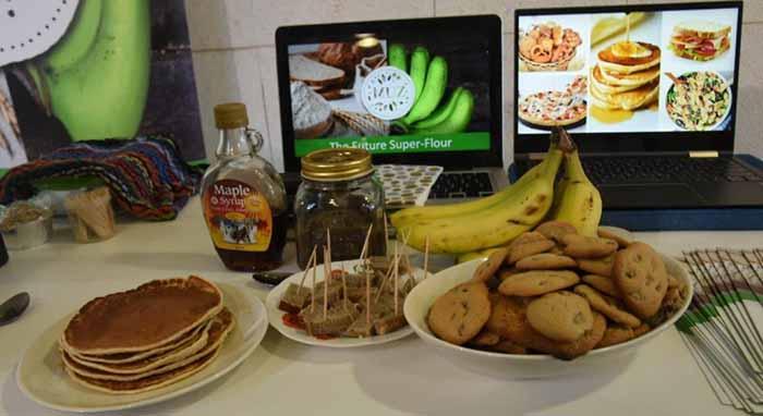 מוצרים מקמח בננות צילום: אביהו שפירא